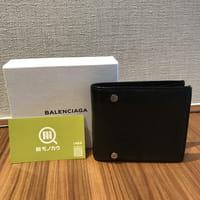 BALENCIAGA バレンシアガ 二つ折り 財布 型番:286090