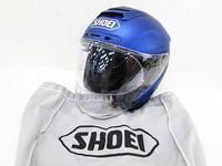 SHOEI (ショウエイ) J-FORCE4 マットブルーメタリック ジェットヘルメット