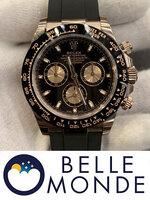 ROLEX(ロレックス) デイトナ 116518LN ブラック ラバー