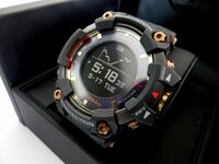 カシオGPR-B1000レンジマン マグマオーシャン 35th