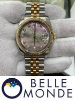 ROLEX(ロレックス) デイトジャスト 116233NG ホワイト