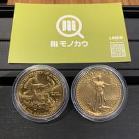 K22金 イーグルコイン 金貨 1OZ (オンス)
