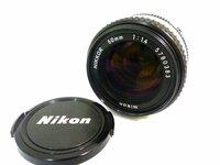 ニコンAi-s NIKKOR 50mm f1.4
