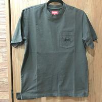 【モノカウ】シュプリーム(Supreme)19SS Overdyed Pocket Tee Tシャツ 国内正規品 黒