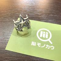 【モノカウ】コディサンダーソン(CODY SANDERSON)スリーインタレスティングスター リング 指輪