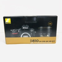 Nikon D810 24-120mm 4G VR キット