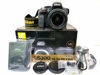 ニコンD5300 18-55 VR Ⅱキット
