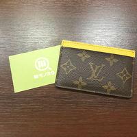 【モノカウ】ルイ・ヴィトン(LOUIS VUITTON)モノグラム ポルトカルト・サーンプル カードケース M60704