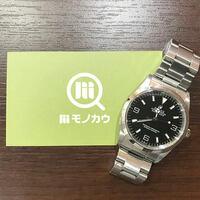 ブランド買取専門店【モノカウ】 ロレックス(Rolex) エクスプローラー1 Ref.14270 A番