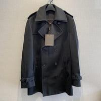 ルイヴィトン(LOUIS VUITTON)レディース Pコート 黒 サイズ:50