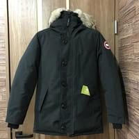 【モノカウ】カナダグース(CANADA GOOSE)国内正規品 JASPER ジャスパー 黒 サイズ:S メンズ ダウンジャケット 型番:3438JM