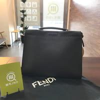 【モノカウ】フェンディ(FENDI)ピーカブー フィット セレリア ビジネスバッグ レザー