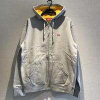 【モノカウ】シュプリーム(Supreme)18SS Contrast Zip Up Hooded Sweatshirt