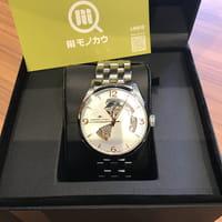 HAMILTON ハミルトン ジャズマスター ビューマチック オープンハート メンズ 腕時計 Ref.H32705151