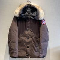 カナダグース(CANADA GOOSE)JASPER ジャスパー メンズ ダウンジャケット ボルドー サイズ:S 型番:3438JM