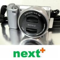 ソニー NEX-5R 16-50レンズ付