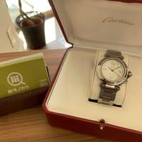 カルティエ(Cartier)パシャC レディース 腕時計 型番:2324