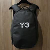 【モノカウ】ワイスリー(Y-3)Y-3 YOHJI YAMAMOTO BACK PACK ヨウジ ヤマモト バックパック リュック 黒