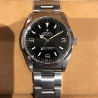 ROLEX ロレックス Explorer I エクスプローラー1 Ref.14270 T番 メンズ 自動巻き 腕時計