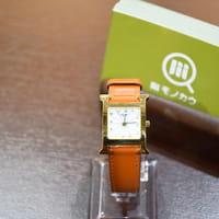 【モノカウ】エルメス(HERMES)Hウォッチ HH1.201 腕時計