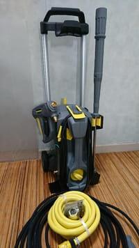 ケルヒャー業務用 高圧洗浄機 HD4/8P