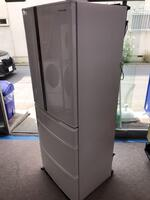 Panasonic 6ドア冷凍冷蔵庫 NR-FVF454-W 2019
