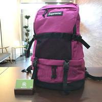 【モノカウ】シュプリーム(Supreme)15FW Backpack リュックサック マゼンダ
