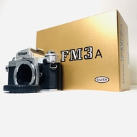 Nikon FM3A ボディ シルバー