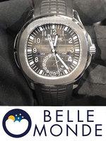 PATEK PHILIPPE(パテック・フィリップ) アクアノート トラベルタイム 5164A-001