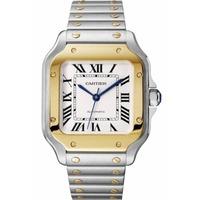 カルティエ 時計 サントス ドゥ カルティエMM W2SA0007