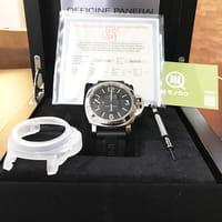 【モノカウ】パネライ(PANERAI)ルミノール マリーナ メンズ 自動巻き 腕時計 PAM00005