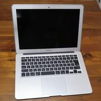 ノートPC Apple MacBook Air 13インチ、Mid2013
