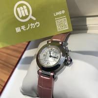 Cartier カルティエ ミスパシャ レディース 腕時計 型番:W3140025