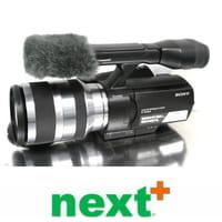 ソニー ビデオカメラ NEX-VG10