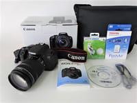カメラ CANON EOS Kiss X7i EF-S18-135 IS STM レンズキット
